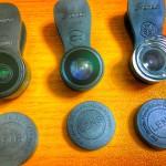 iPhoneカメラレンズ 魚眼・マクロ・広角レンズが面白い